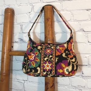 Like New Vera Bradley Suzani Print Sophie purse